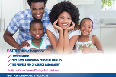 BSure home insurance
