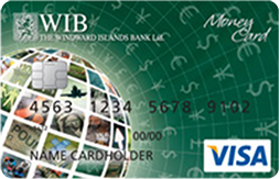 WIB Visa Money Card